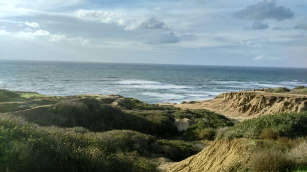 Ocean Beach Skyline 1 stock photo