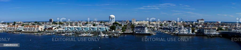 Ocean City, New Jersey royalty-free stock photo