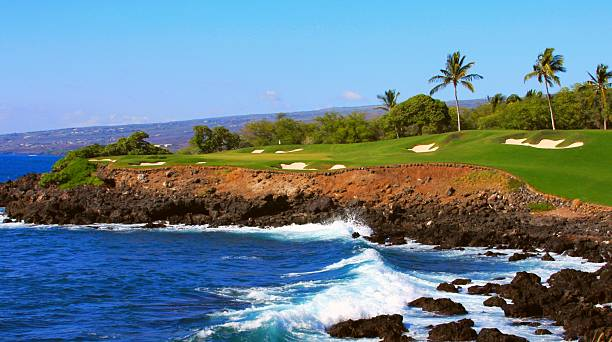 Top 30 Golf Hawaii Stock Photos, Pictures, and Images - iStock
