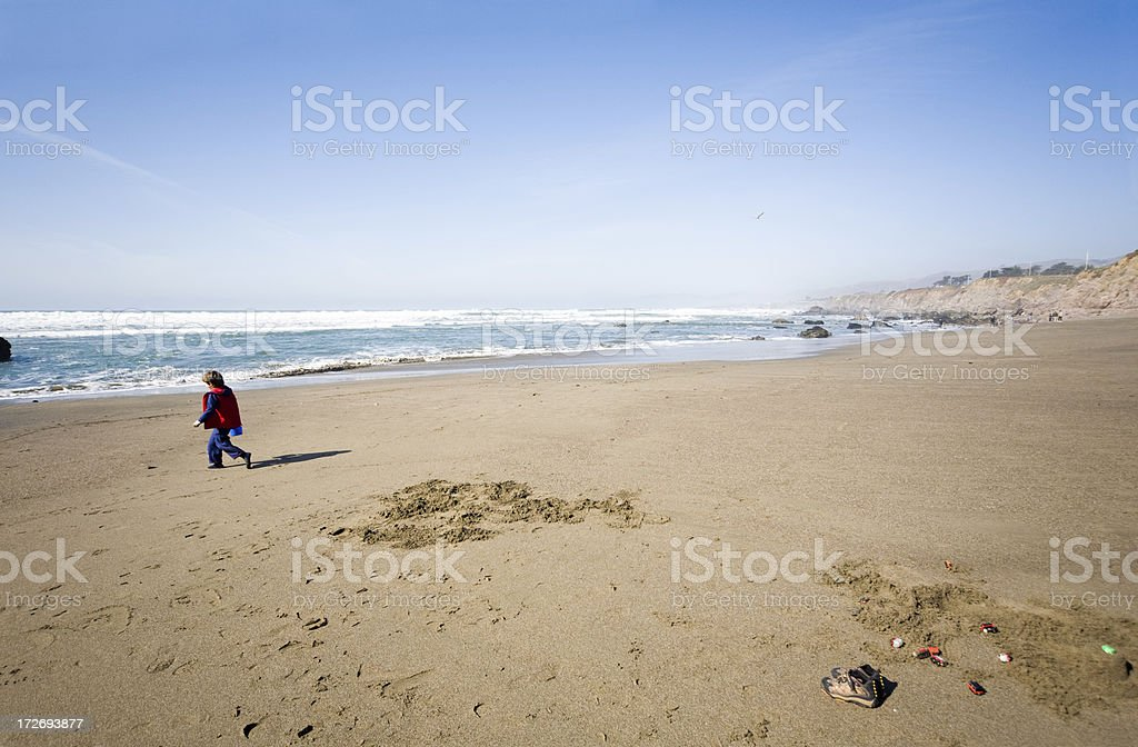 Ocean Front royalty-free stock photo