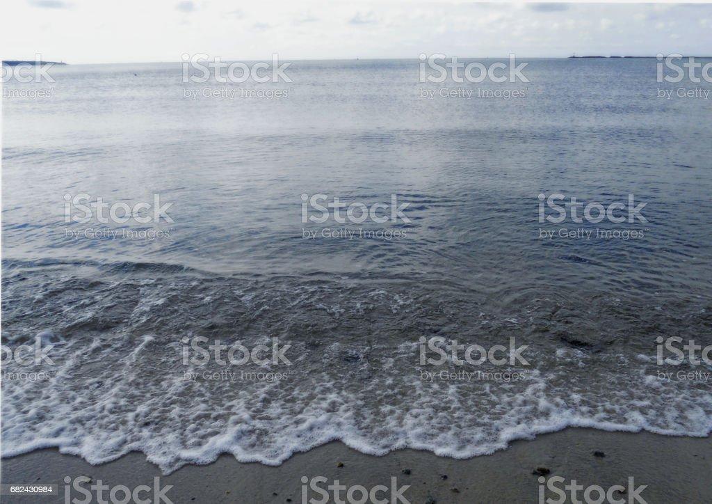 Ocean Hyannis Cape Cod royalty-free stock photo