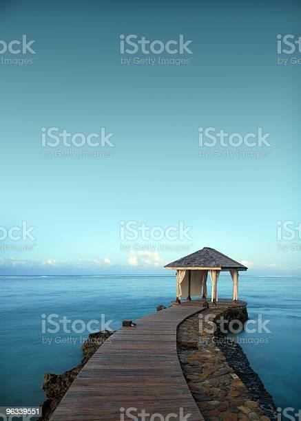 Pomost Z Widokiem Na Ocean - zdjęcia stockowe i więcej obrazów Pomost