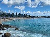 Maho beach Sint Maarten