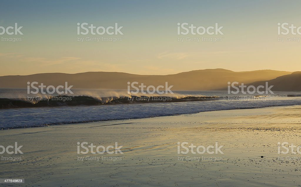 Ocean royalty-free stock photo