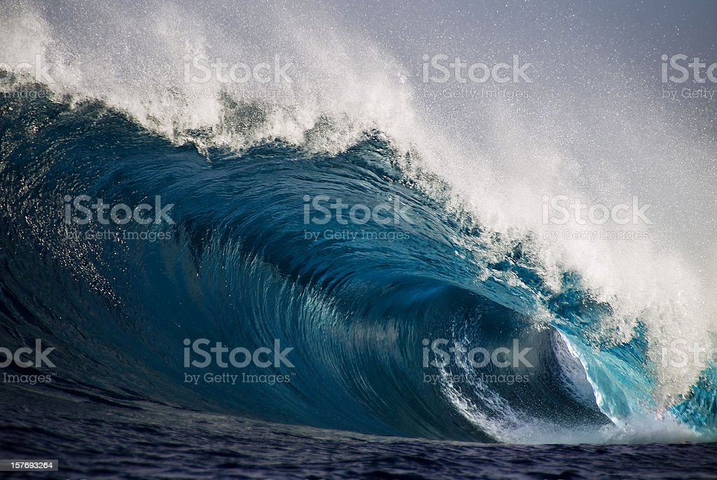 Ocean Power royalty-free stock photo