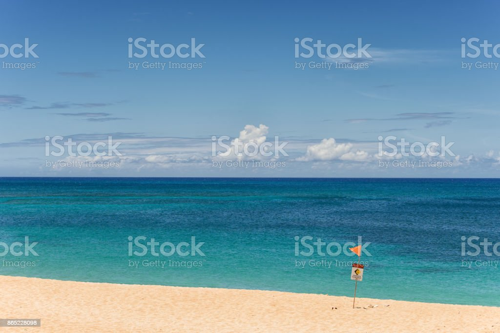 Ocean Shore stock photo