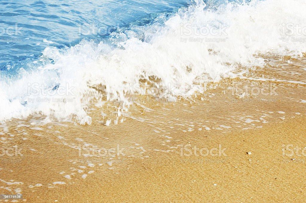 Ocean Shore royalty-free stock photo