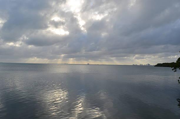 ocean sky stock photo