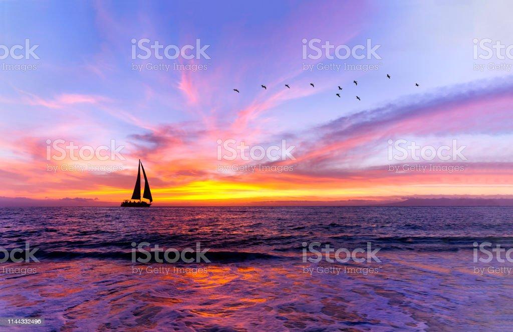Ocean Sunset – Foto