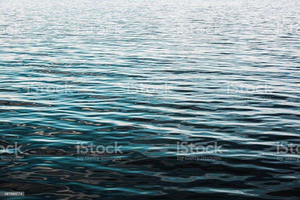Ocean Texture stock photo