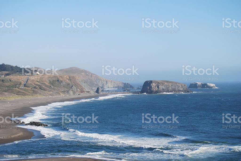 Ocean View stock photo
