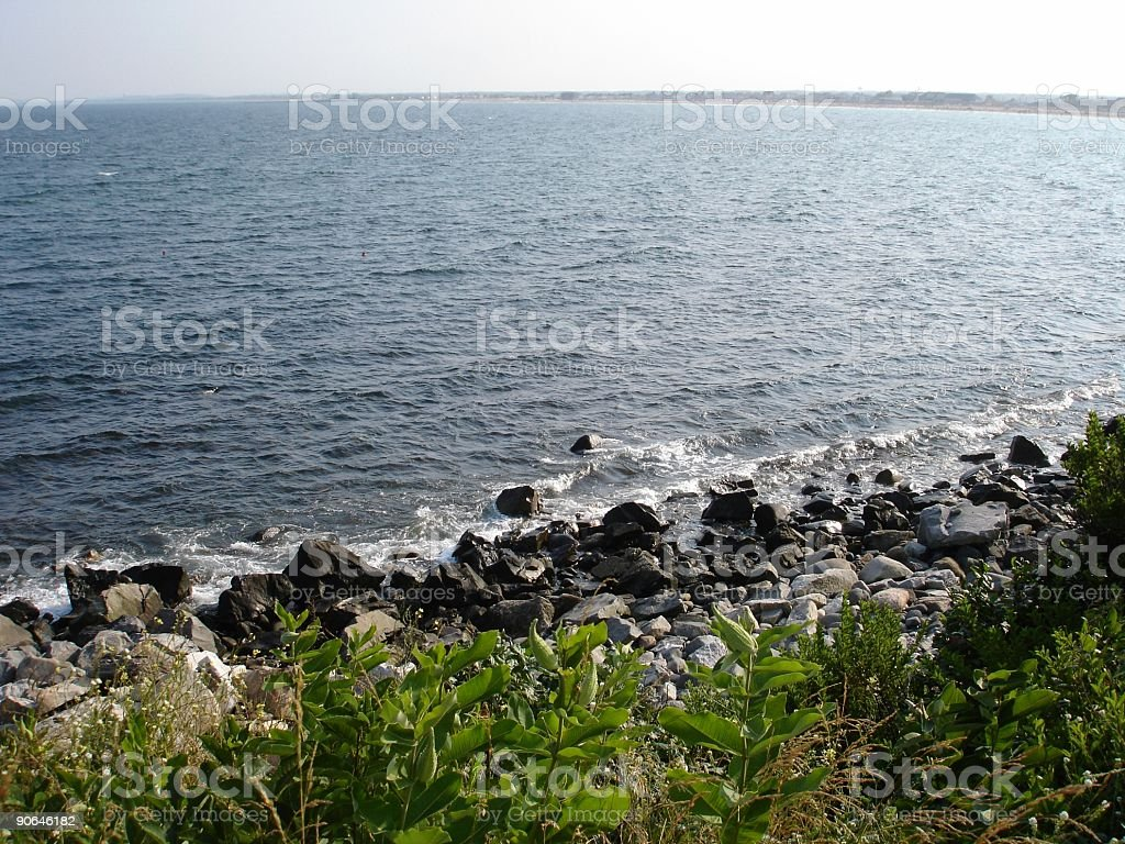 Ocean View royalty-free stock photo