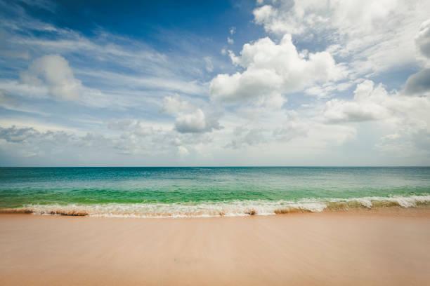 Blick auf das Meer – Foto