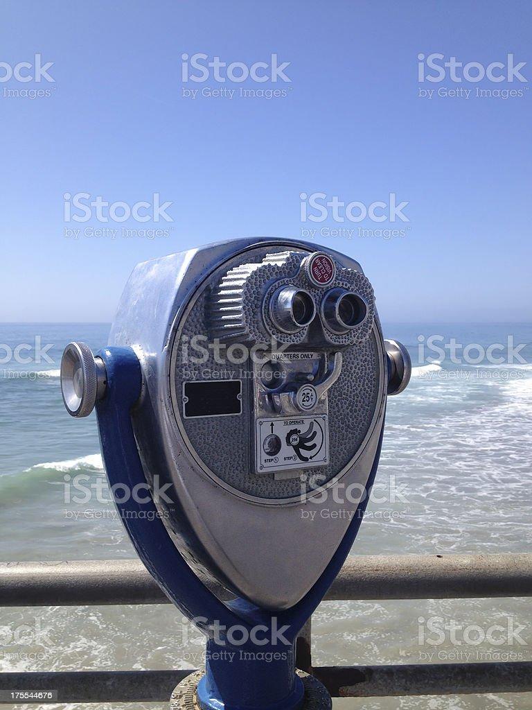 Ocean Viewer royalty-free stock photo