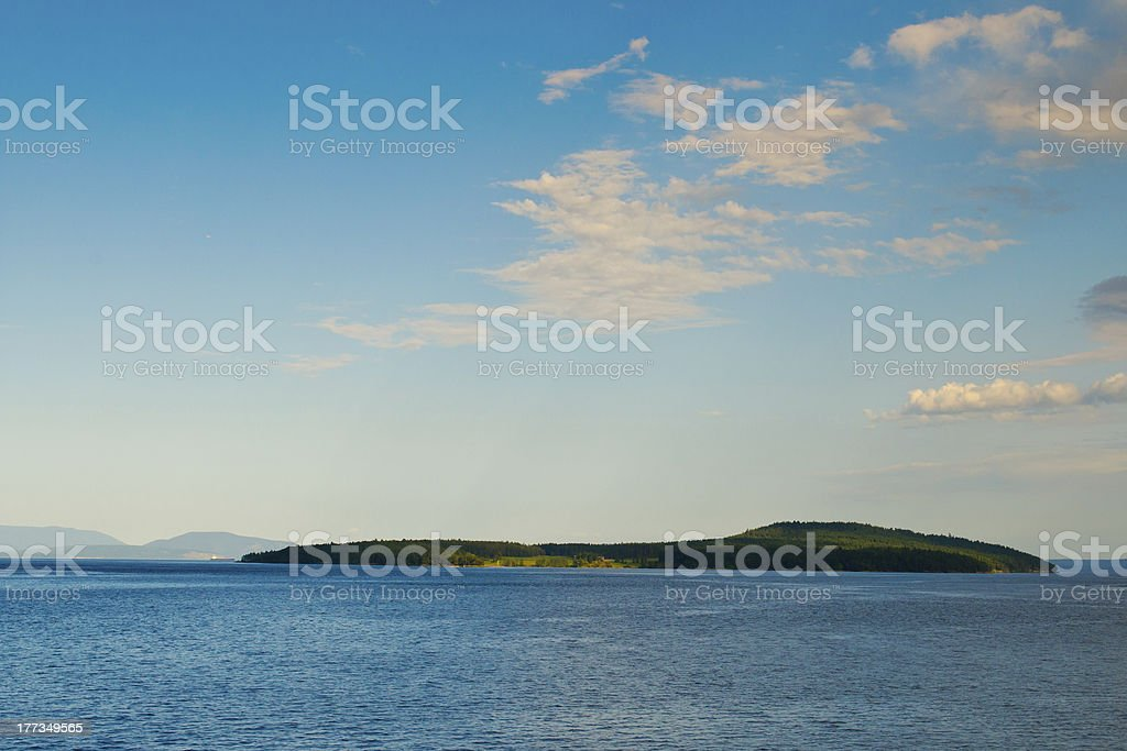 Ocean Views stock photo