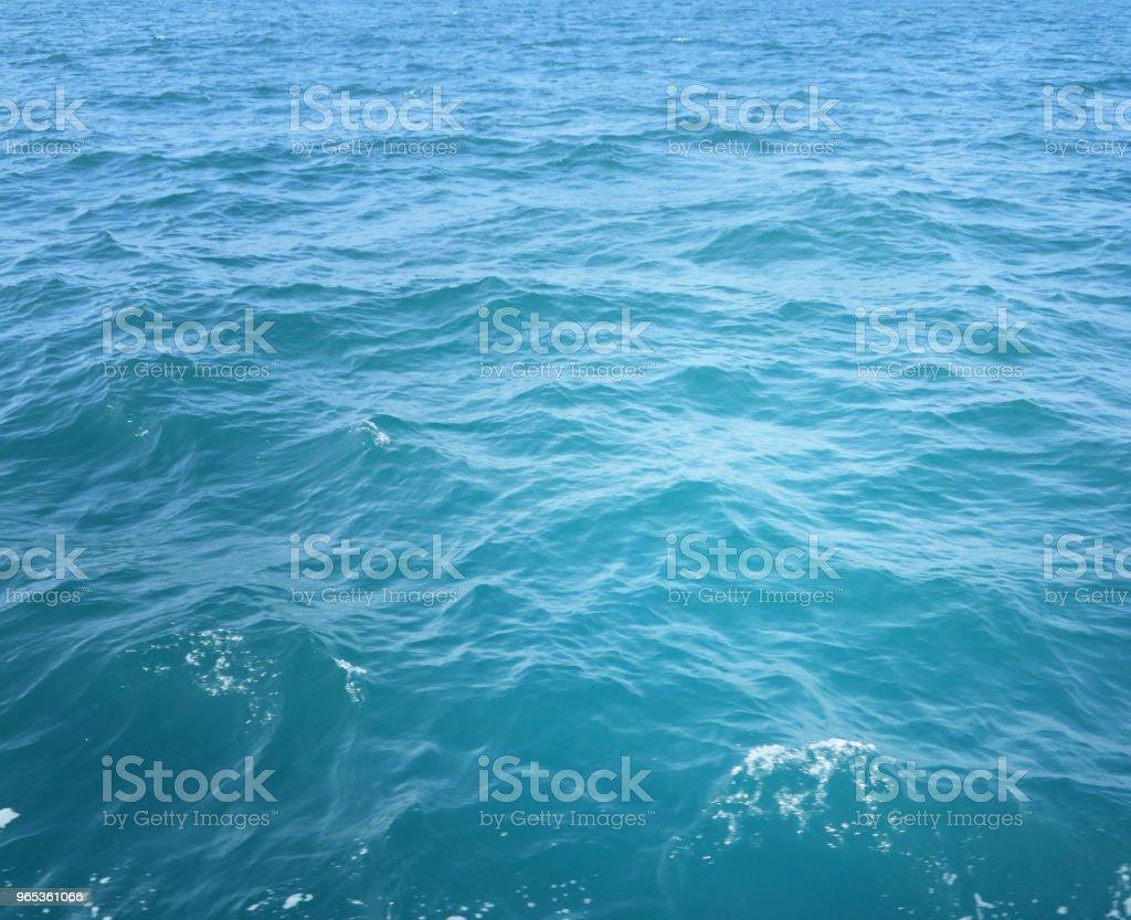 Ocean water background zbiór zdjęć royalty-free