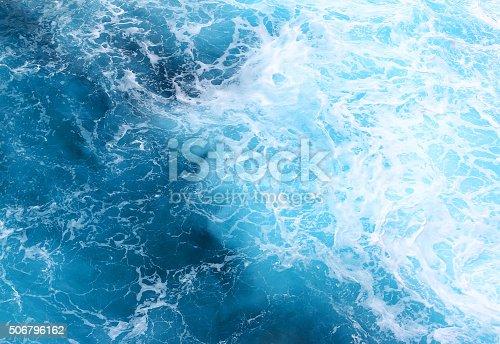 istock Ocean Wave. 506796162
