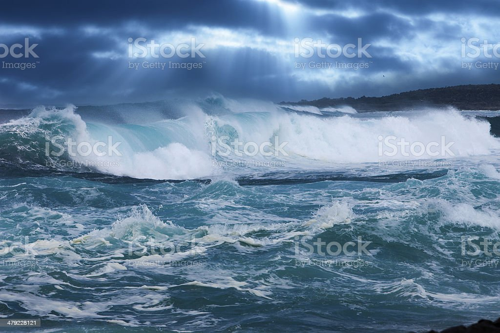 ocean Wellen – Foto