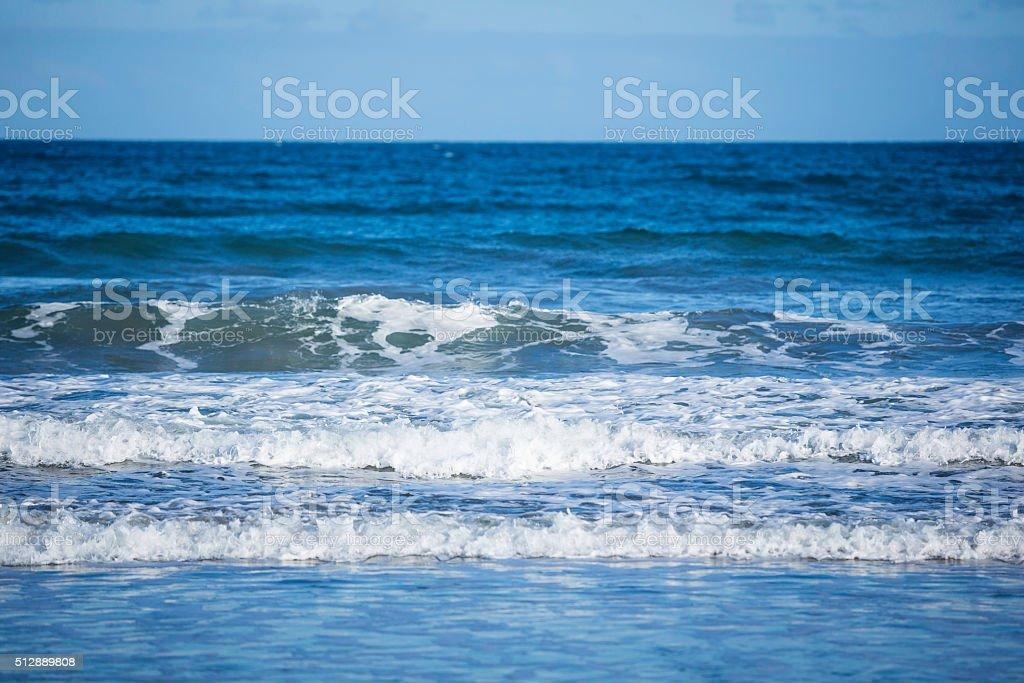 Fale oceanu zbiór zdjęć royalty-free