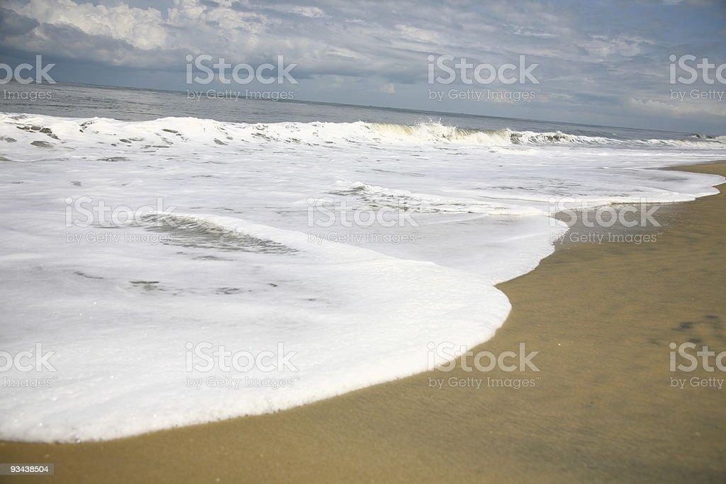 ocean Wellen Lizenzfreies stock-foto