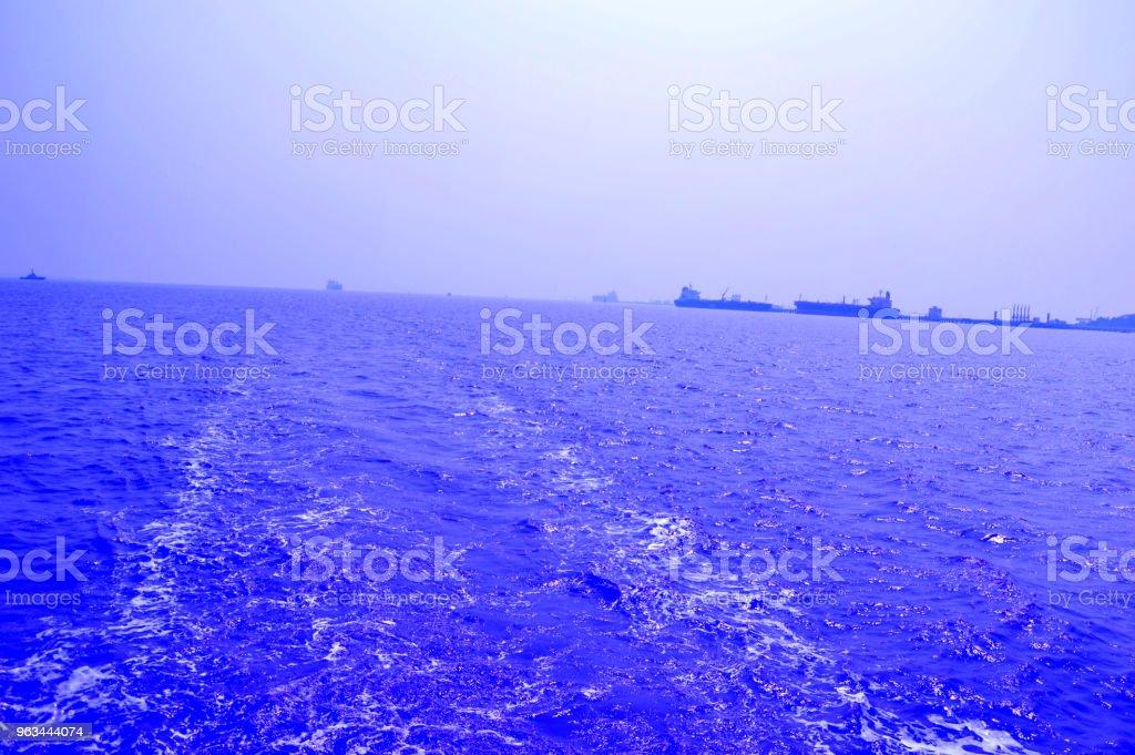Vagues de l'océan  - Photo de Beauté de la nature libre de droits