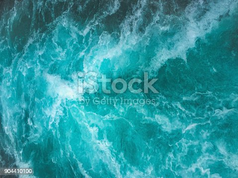 istock Ocean waves texture background 904410100