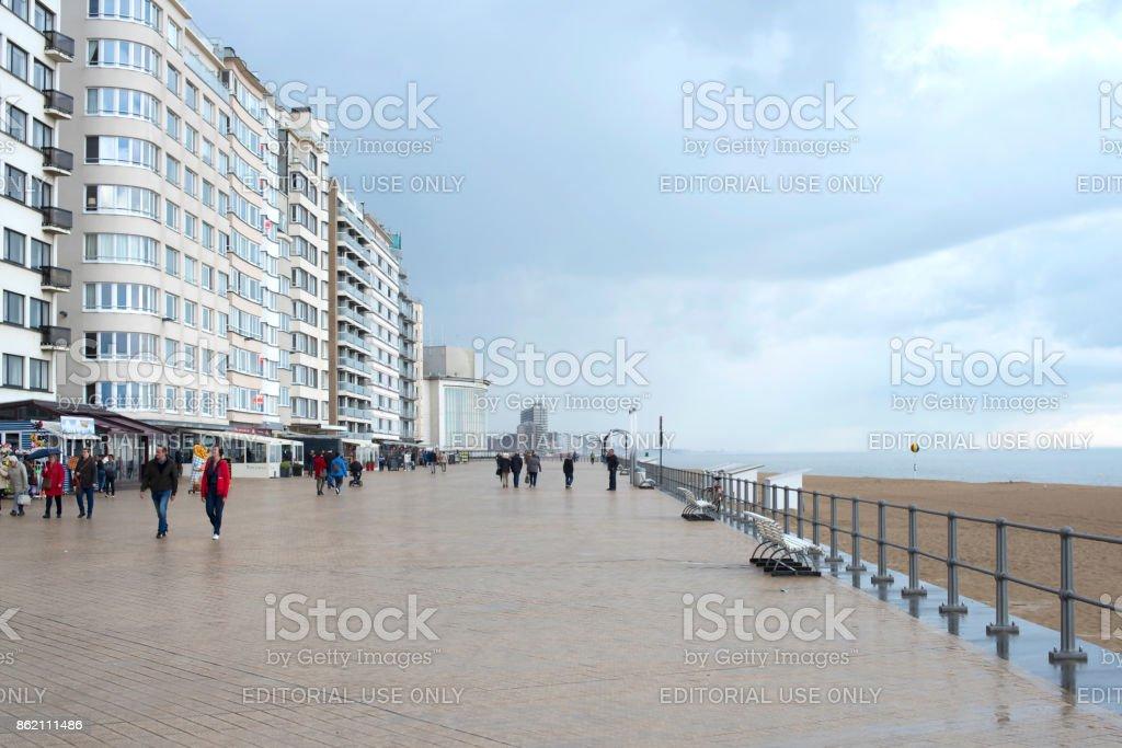 Ostende Wetter