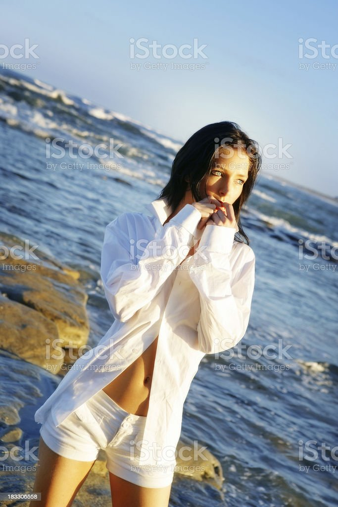 Oceans of Possibilities royalty-free stock photo