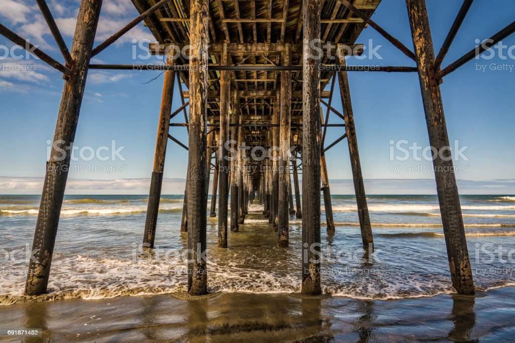 Oceanside stock photo
