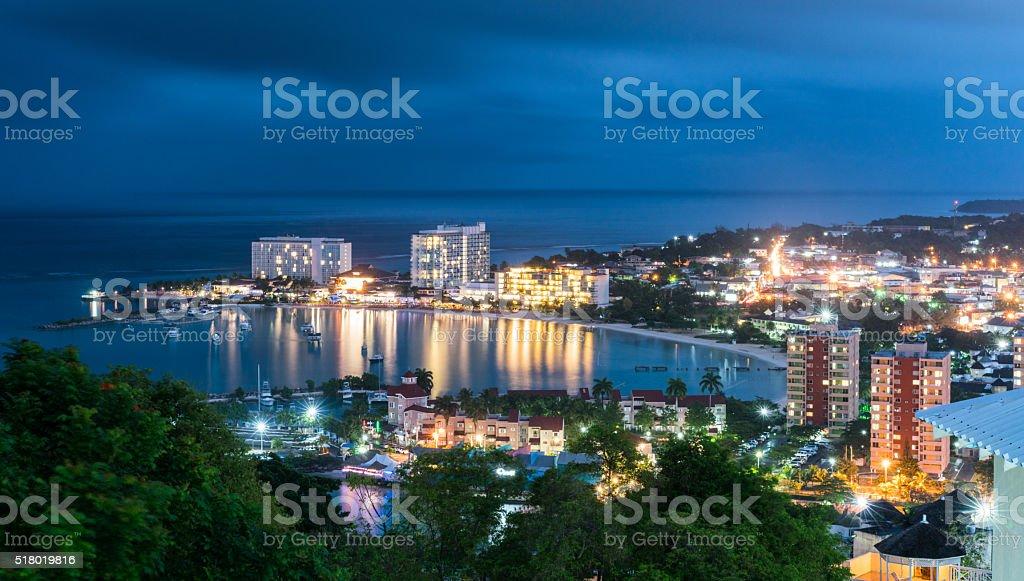 Ocho Rios, Jamaica - foto de stock