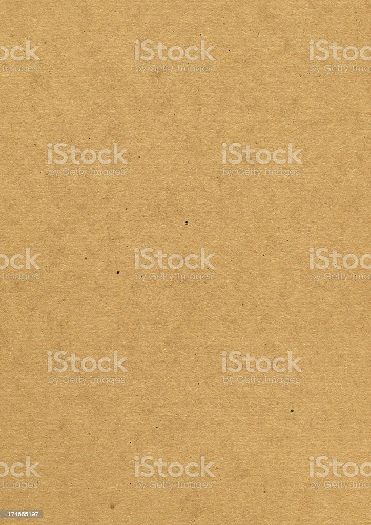 ochre old textured paper royalty-free stock photo