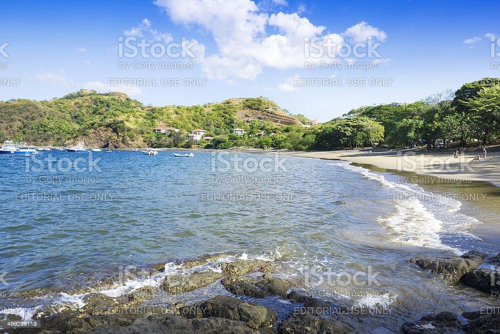 Ocotal, Guanacaste, Costa Rica stock photo