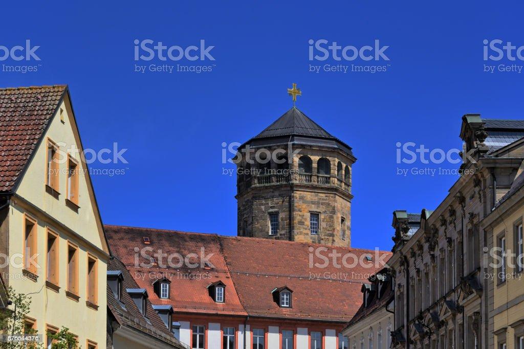 achteckige Turm – Foto