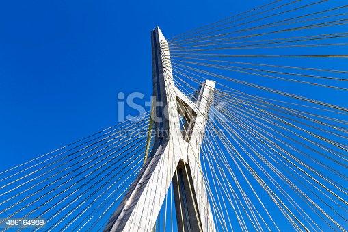istock Octavio Frias Bridge in Sao Paulo, Brazil - Latin America 486164989