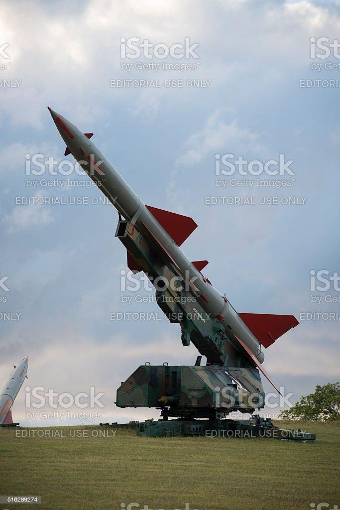 October Cuban Missile Crisis in Havana, Cuba stock photo