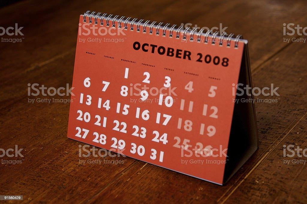 October... royalty-free stock photo