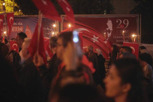 29. Oktober Feierlichkeiten zum Tag der Republik – Foto