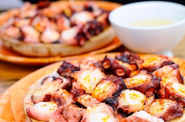 Octopus. stock photo