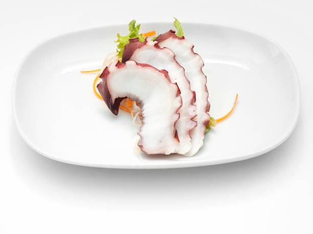 Oktopus-sashimi – Foto