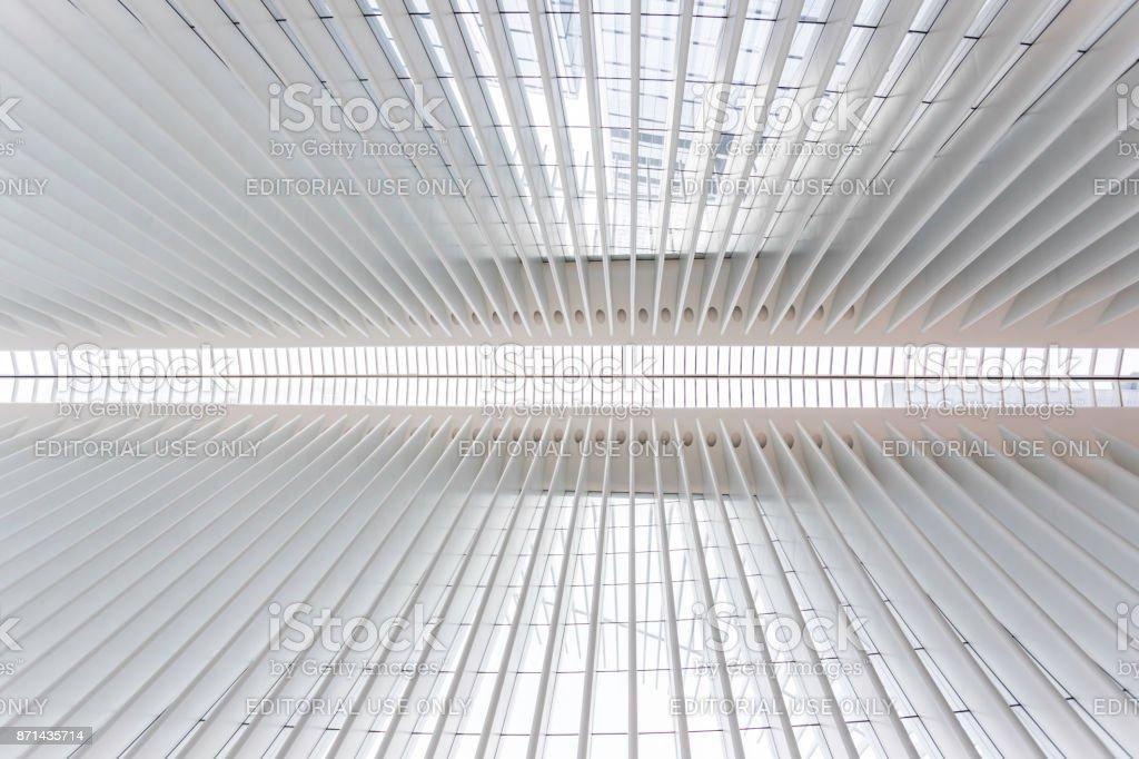 NYC Oculus New York City WTC Transportation Hub