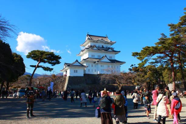 odawara castle - prefektura kanagawa zdjęcia i obrazy z banku zdjęć