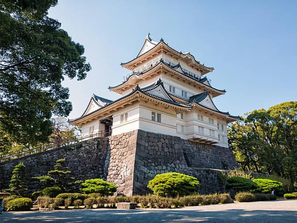 odawara zamek - prefektura kanagawa zdjęcia i obrazy z banku zdjęć