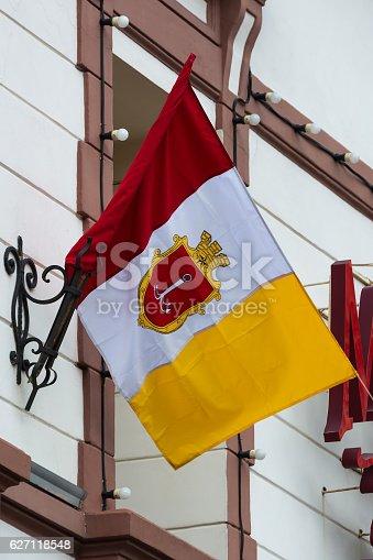 istock Odessa flag, Ukraine. 627118548