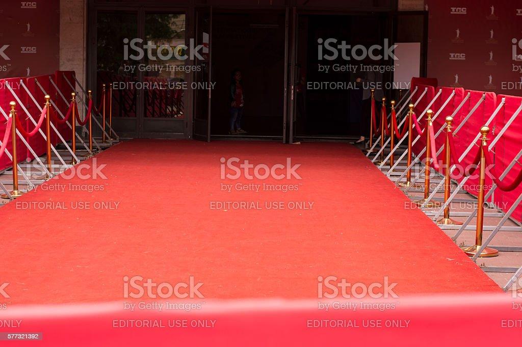 Odessa International Film Festival stock photo