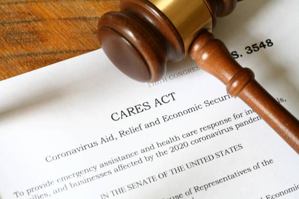 COVID-19 CARES ACT von 2020 – Foto