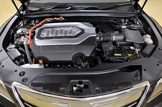 Of hybrid car engine Is a car made in Japan hybrid vehicle stock pictures, royalty-free photos & images