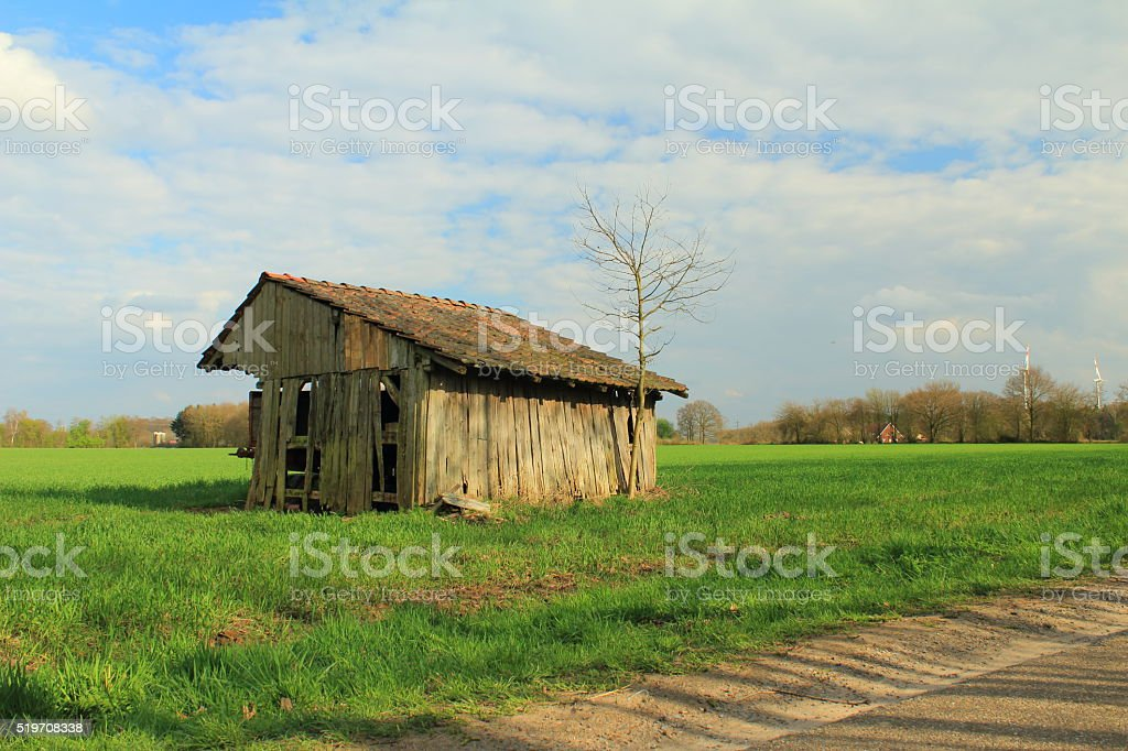 der Schoppen stock photo