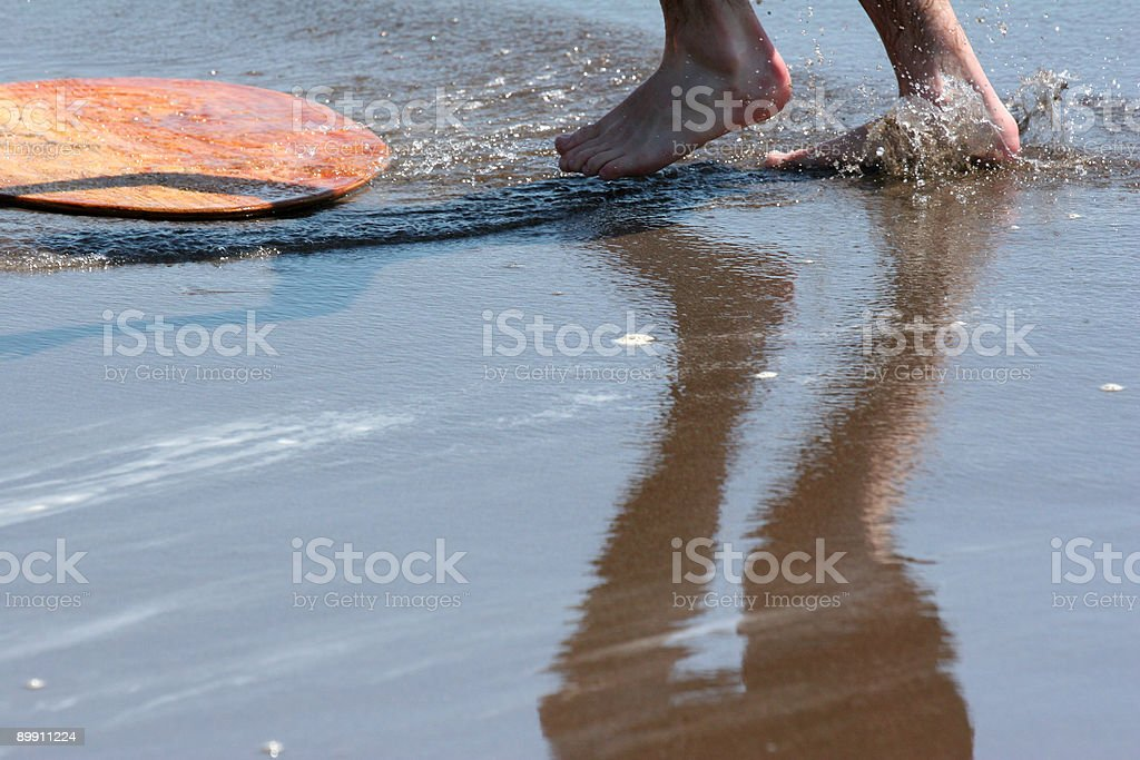 Off Board royalty-free stock photo