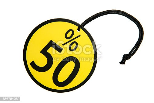 istock 50 Off Discount Tag 686784082