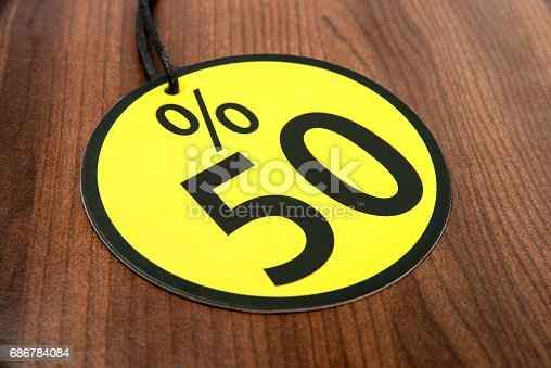 istock 50 Off Discount Tag 686784084